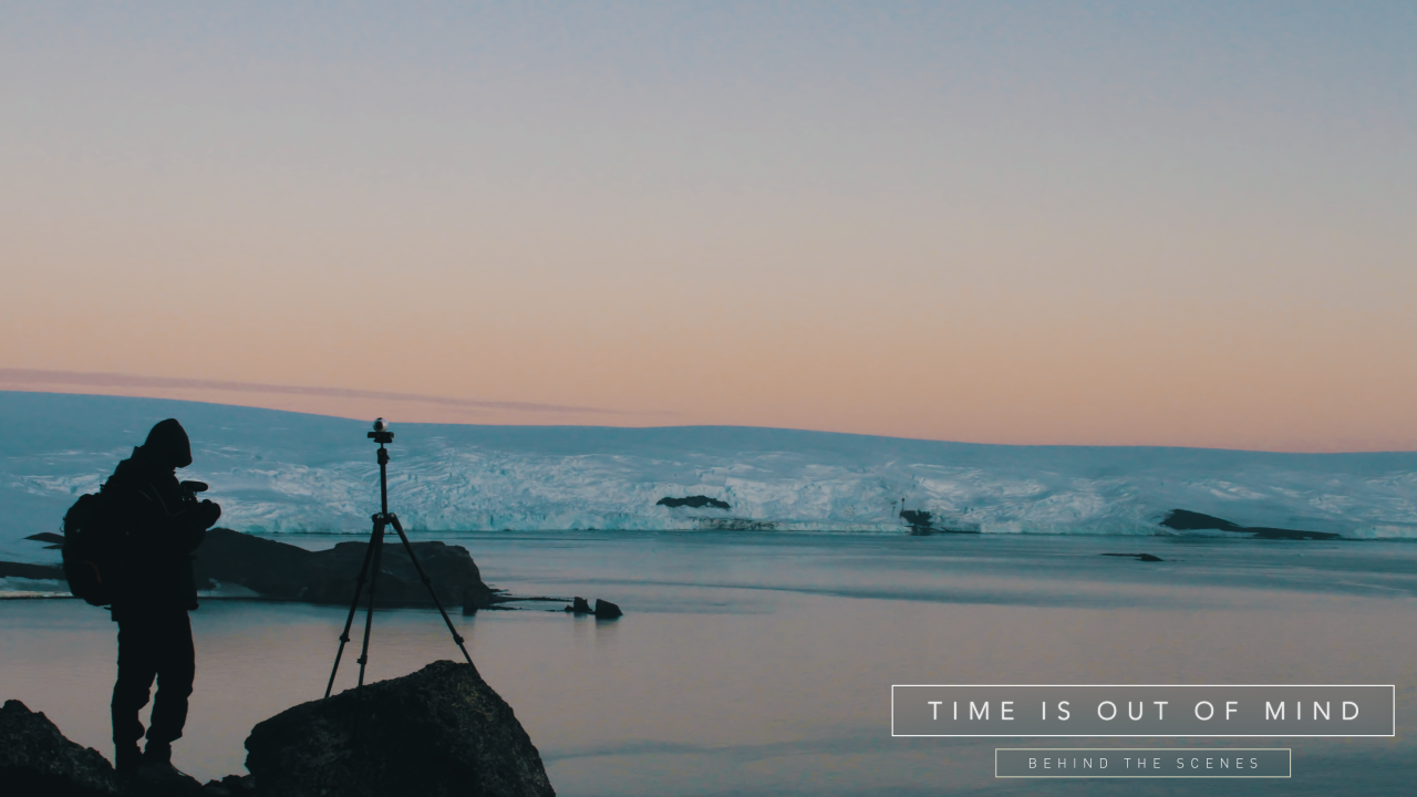 Time Is Out Of Mind // Behind The Scenes // 01